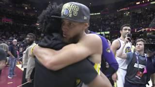 Stephen Curry's Best Access | 2018 NBA Finals Celebration