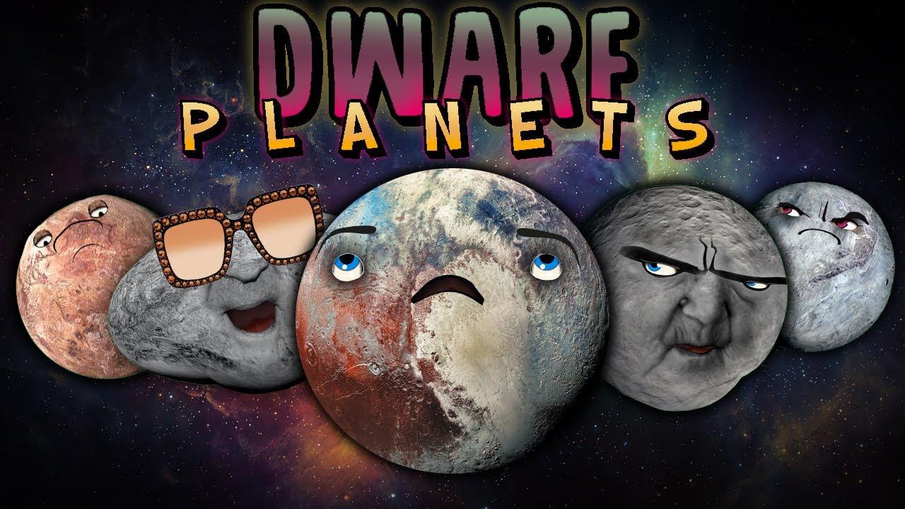 Dwarf Planet Facts!