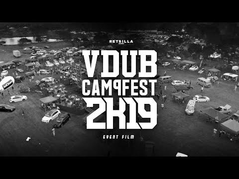VDUB Campfest 2K19 Event Film - Unofficial   Volkswagen's galore   South Africa's Best Car Show (4K)