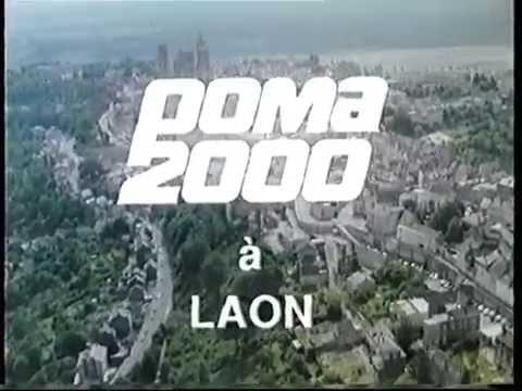 Reportage sur la construction du Poma à Laon