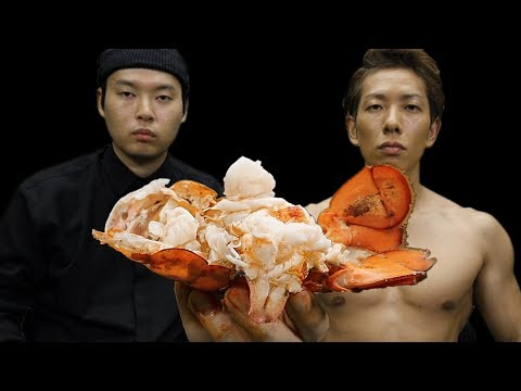 Lobster of Desire (With ShimiKen) EATING SOUNDS (ENG) from YouTube · Duration:  7 minutes 47 seconds
