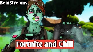 Fortnite And Chill Ep221-Vbucks Giveaway/Ikonik And Honor Guard Skin!