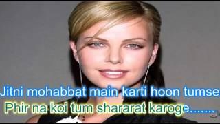 Keh Do Ki Tum Ho Meri Varna (Tezab 1989) mlovemlife hindi karaoke