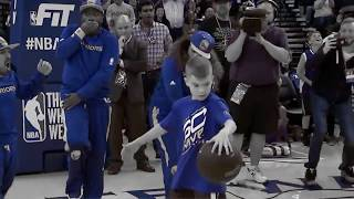 11 Year Old Noah Cutler has Stephen Curry Handles!! Mixtape #2