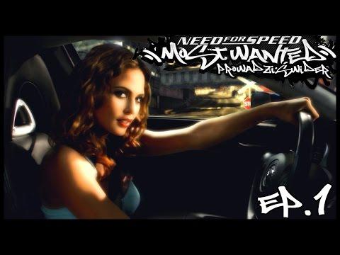NFS Most Wanted #1 - Mia I BMW M3 GTR (Nowa Grafika Czyli Rad-Mod & ENB Series)