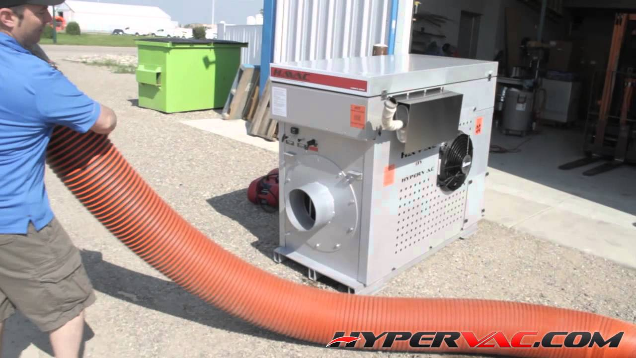 Most Powerful Portable Duct Vacuum Havac Duct Cleaning
