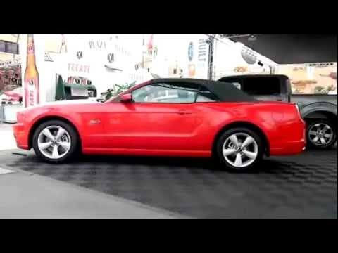 2013 ford mustang convertible gt 5 0 youtube. Black Bedroom Furniture Sets. Home Design Ideas