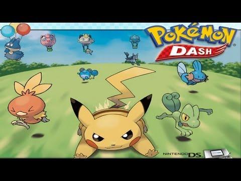 Pokemon Dash Gameplay