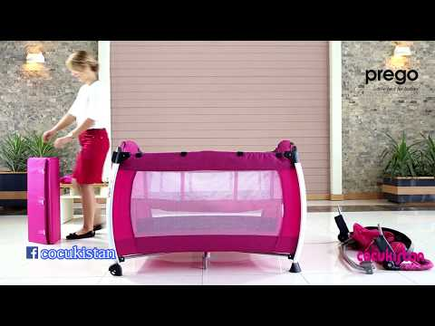 Prego 8026 Cosmos 70x110 cm Oyun Parkı Park Yatak Anlatım ve Kurulumu