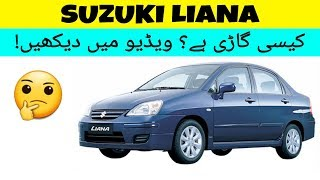 Suzuki Liana 2004 - 2014 detailed review (2019).