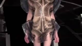 Iris Van Herpen Paris Haute Couture SS 2017