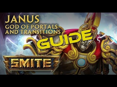 SMITE - Janus God Reveal - video dailymotion