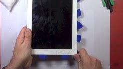 Tutoriel changement vitre tactile casée ipad 3 et 4 nouvel ipad démonter + remonter