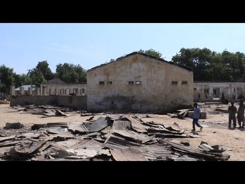 Nigerian Trade Hub A Ghost Town After Boko Haram Rule