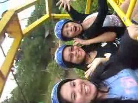 zipline and Cable car in Bohol