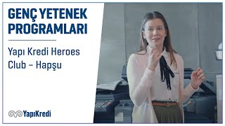 Yapı Kredi Heroes Club – Hapşu