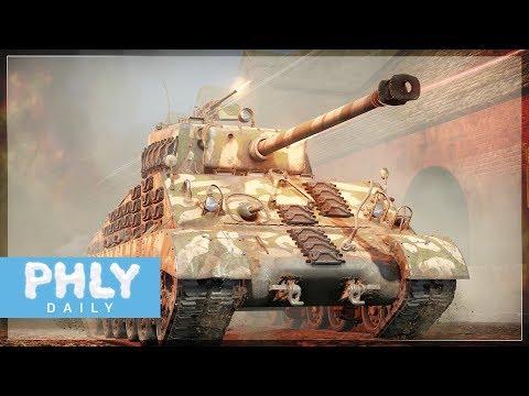 BEST JOB I'VE EVER HAD   Sherman 76 (War Thunder Tanks Gameplay)