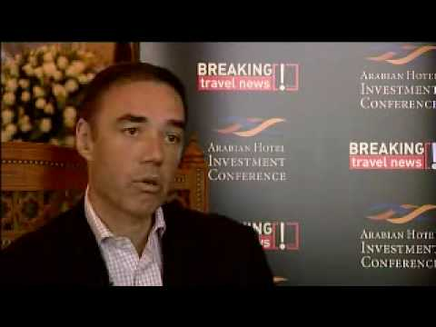 Thierry Loue, CEO Mid-East & Africa, Jones Lang Lasalle @ AHIC 2009