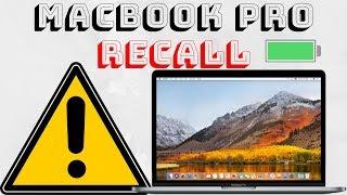 2015 MacBook Pro 15-Inch RECALL