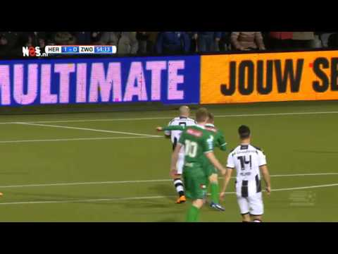 Heracles Almelo 2-0 PEC Zwolle (06-02-2016) - HIGHLIGHTS