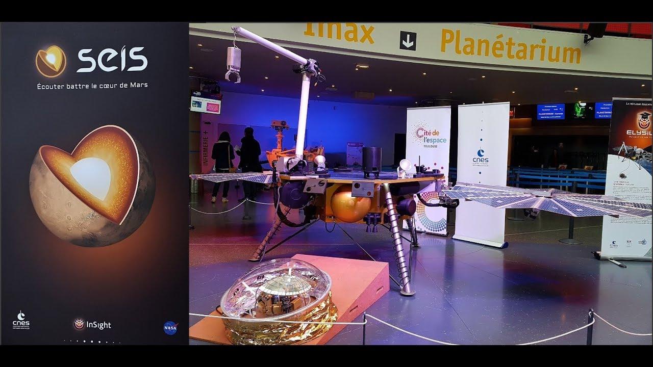 """Design D Espace Toulouse """"mon"""" lancement d'insight depuis toulouse"""