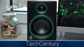vuclip Mackie CR4 Multimedia Monitor Speakers Full Review in 4K
