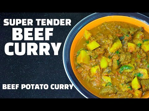 How to make Beef Curry - Beef Curry - Beef Potato Curry