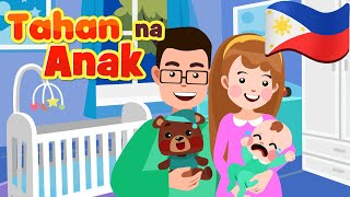 Tahan Na Anak | Flexy Bear Original Nursery Rhyme & Awiting Pambata