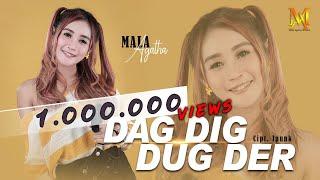 Download lagu Mala Agatha - Dag Dig Dug Der (DJ SANTUY FULL BASS) [OFFICIAL MV]
