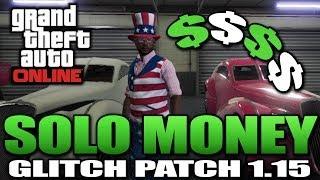 GTA 5 Money Glitch - *SOLO*