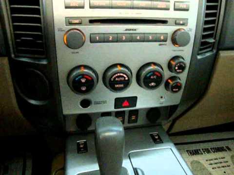 2006 Nissan Armada Le Vehiclemax Net Black 31078 Used