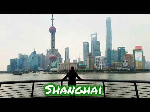 Shanghai!! | Top of the second tallest building in the WORLD!