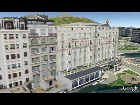 Gipuzkoa3d - Hotel Londres - Google Earth