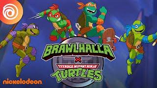 Brawlhalla x Teenage Mutant Ninja Turtles - Launch Trailer