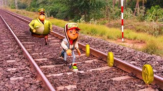 Subway Surfers In Real Life Full Series