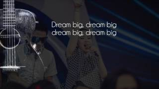 [1.23 MB] Syahrini feat. Kevin Bun - Dream Big (Official Lyric Video)