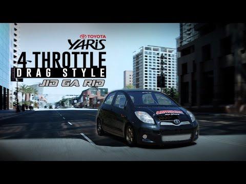 Toyota Yaris 4 Throttle by Jid ka rid