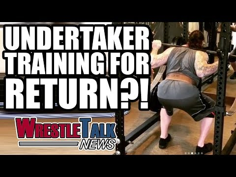 Who Booked Seth Rollins On WWE Raw?! Undertaker Training For RETURN?! | WrestleTalk News Feb. 2018