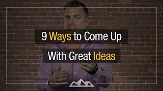 How To Come Up With Your Winning Business Idea (9 Strategies Total)