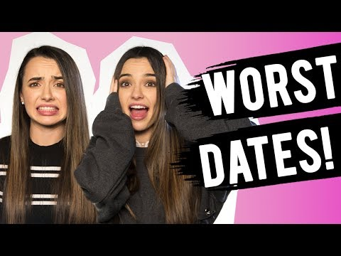 WORST DATE STORIES w/ The Merrell Twins