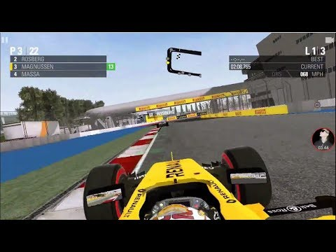 Gameplay Formula Racing 2017 di Android ( Race in Russia, Brazil & Australia )