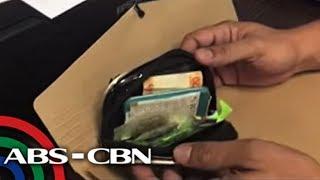 TV Patrol: Babae, nagpadala ng marijuana sa rider, hinahanap ng pulisya