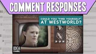 """Repeat youtube video Comment Responses: Could You """"Find Yourself"""" At Westworld?"""
