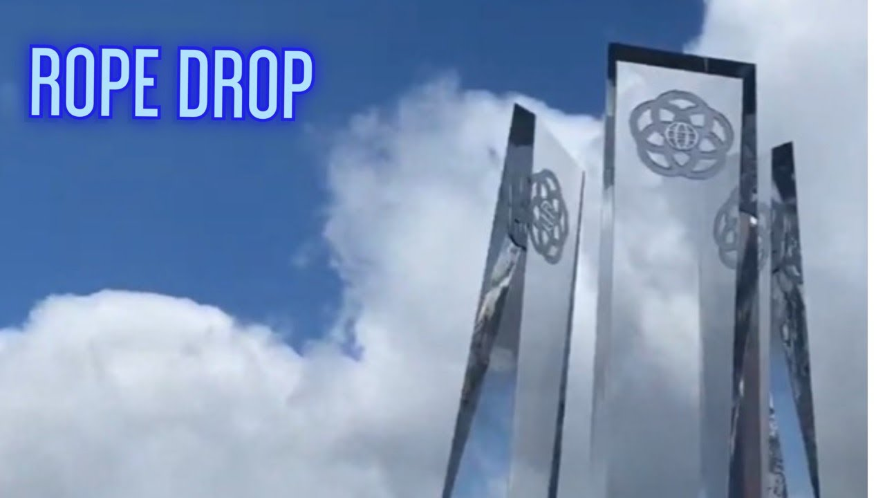 Download ROPE DROP: EPCOT - 7.29.21