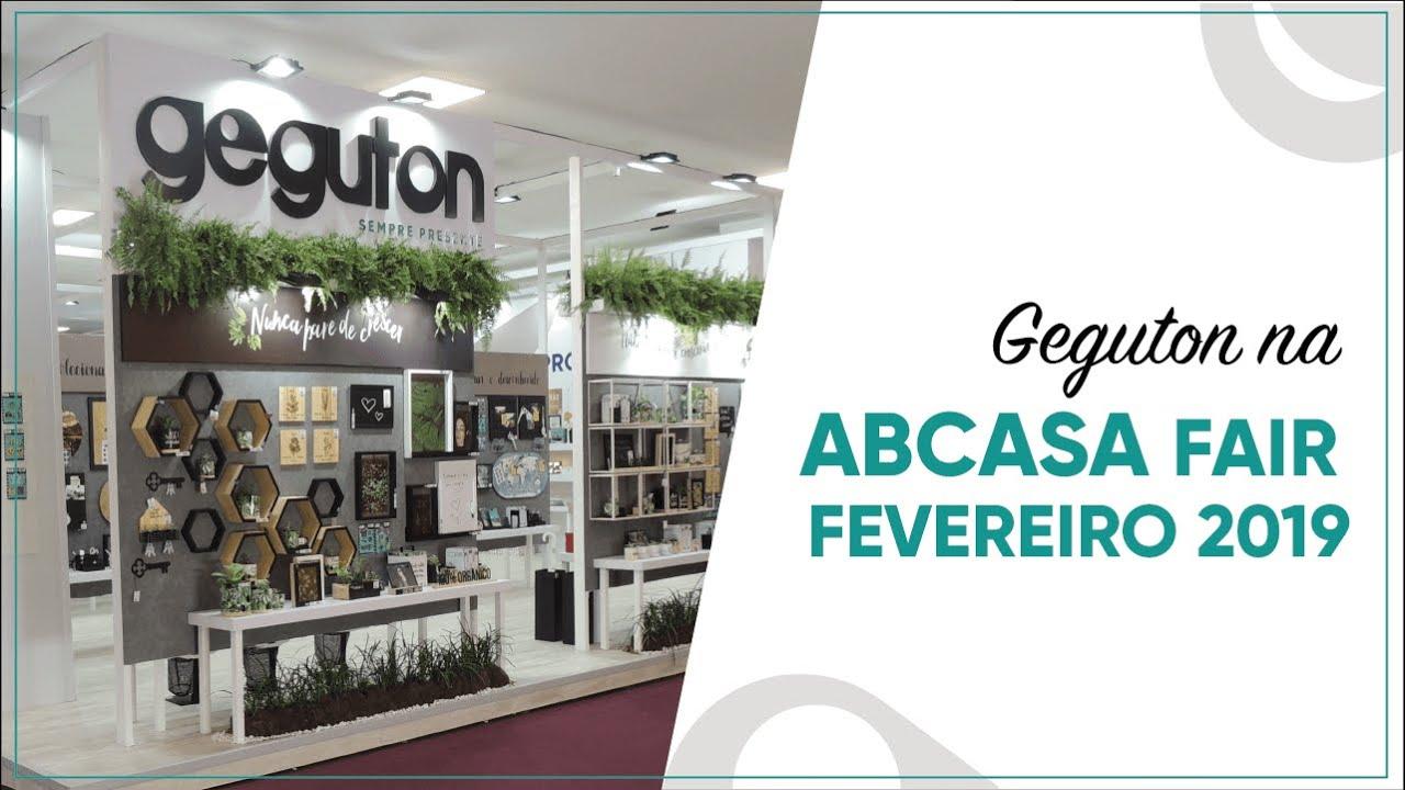 ABCasa Fair Fevereiro 2019 - Geguton