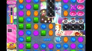 How to Clear Candy Crush Saga Level 1407