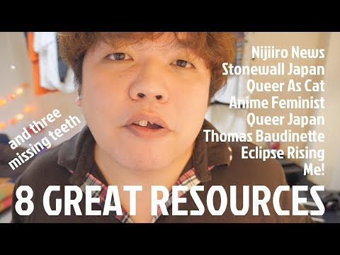 8 Japan LGBT/Q Resources In English | GimmeAQueerEye
