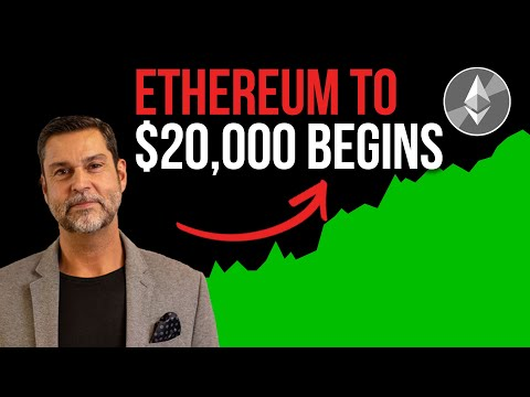 Raoul Pal: 5 Best Reasons why Ethereum will $20,000 in 2021