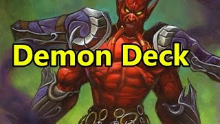 Hearthstone Fun Decks: Warlock Demon Deck | WoWcrendor