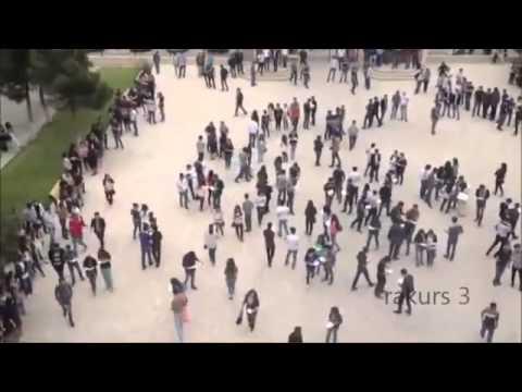 Azerbaijan Universities & Sumgait State University © 2013 Book Flashmob Official Video Highlights